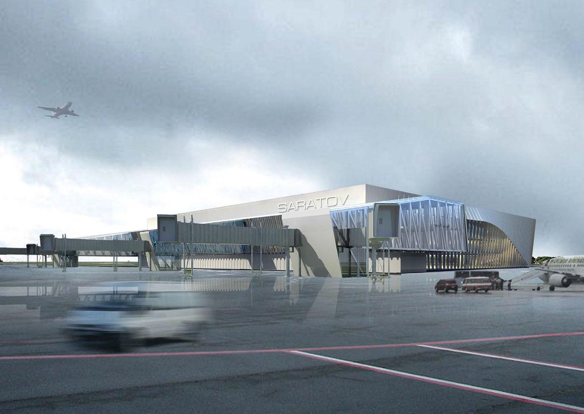 Международный Аэропорт Саратов
