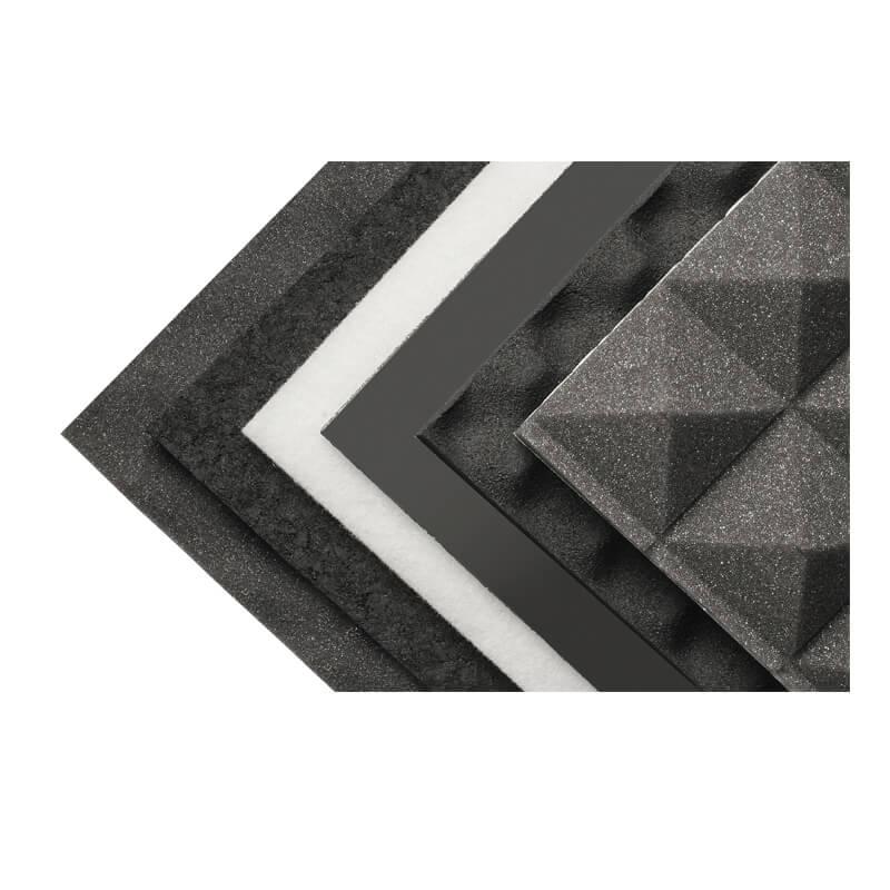 Звукоизолирующие материалы K-FLEX